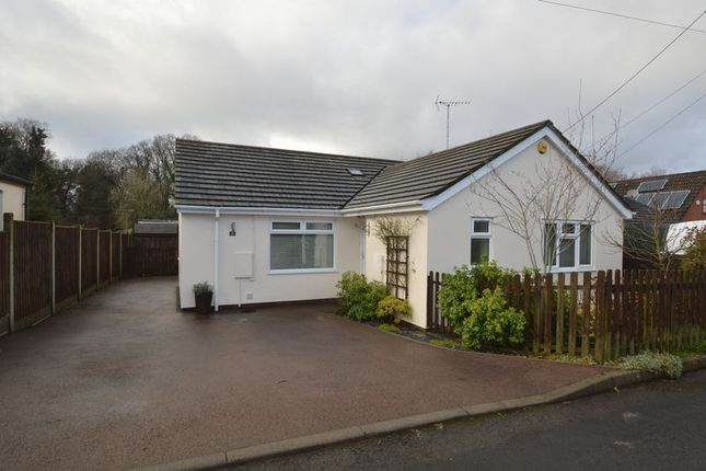Thumbnail Detached bungalow for sale in Berry Hill, Coleford, Gloucestershire