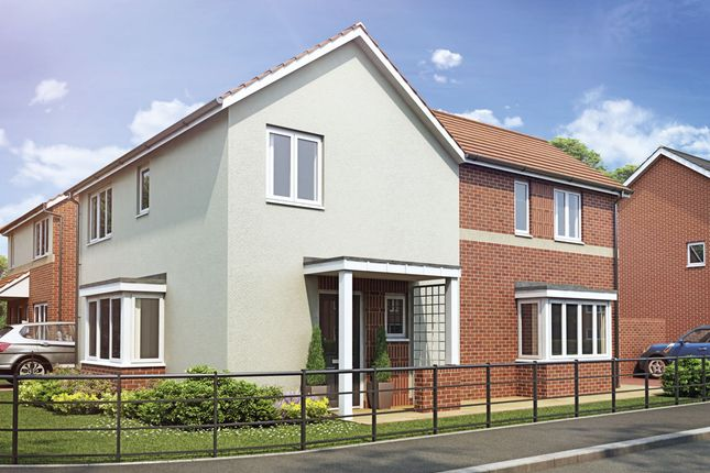 Thumbnail Link-detached house for sale in Perry Meadows, Jasmine Walk, Perry Common, Birmingham