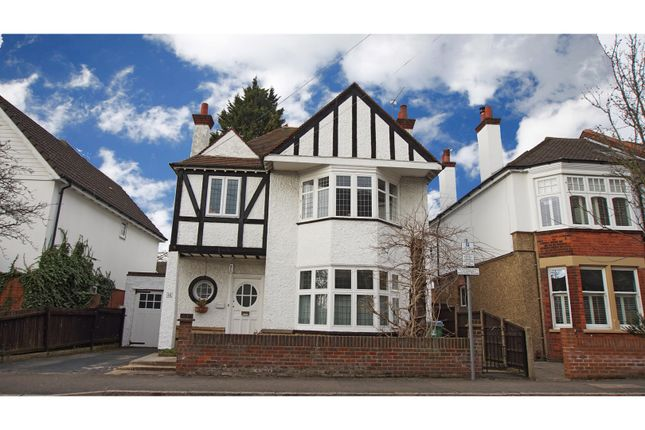 Thumbnail Detached house for sale in Mildred Avenue, Watford