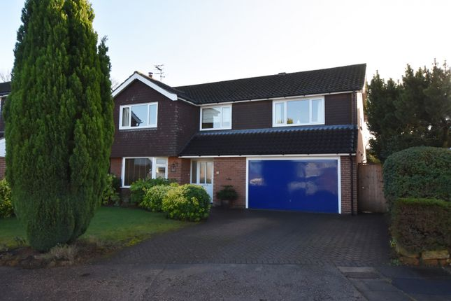 Thumbnail Property for sale in Troutbeck Crescent, Bramcote