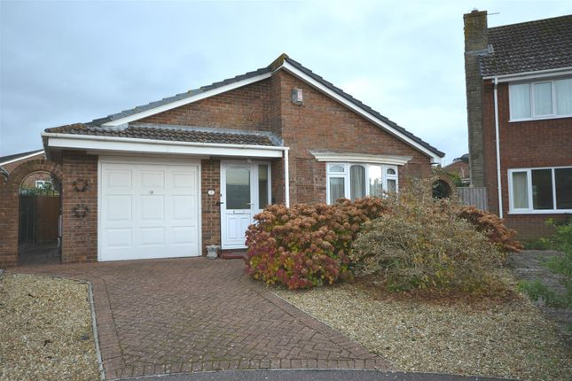 Thumbnail Detached bungalow for sale in Willow Way, Bridport