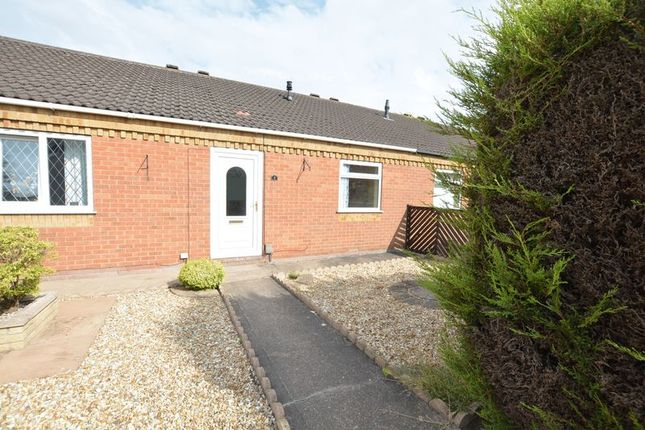 Thumbnail Bungalow for sale in Bolsover Road, Scunthorpe