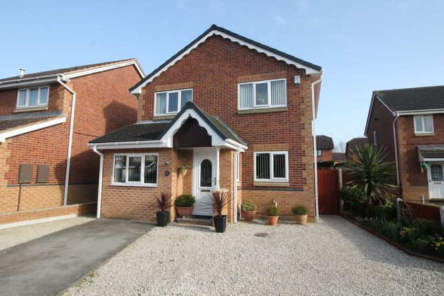 Thumbnail Detached house for sale in The Leas, Cusworth, Doncaster