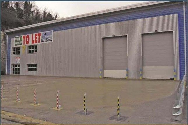 Thumbnail Light industrial to let in Unit 7 Cliffside Trade Park, Motherwell Way, West Thurrock, Grays, Essex