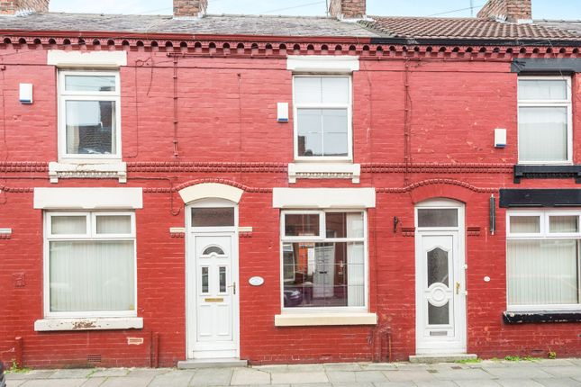Thumbnail Terraced house for sale in Whitman Street, Wavertree, Liverpool