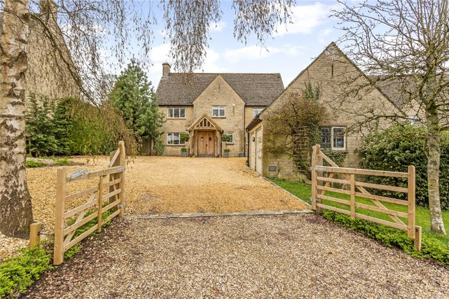 Thumbnail Detached house for sale in Frampton Mansell, Stroud, Gloucestershire