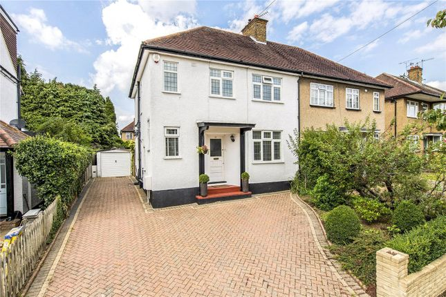 Semi-detached house in  West Way  Rickmansworth  Hertfordshire  Watford