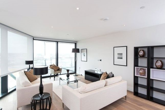 Thumbnail Bungalow to rent in Riverlight Quay, London