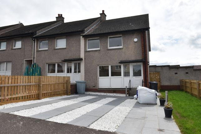 Thumbnail End terrace house for sale in 60 Park Road, Carnwath