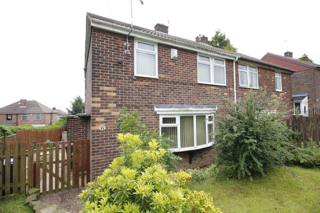 Thumbnail Semi-detached house for sale in Whinmoor Road, High Green, Sheffield