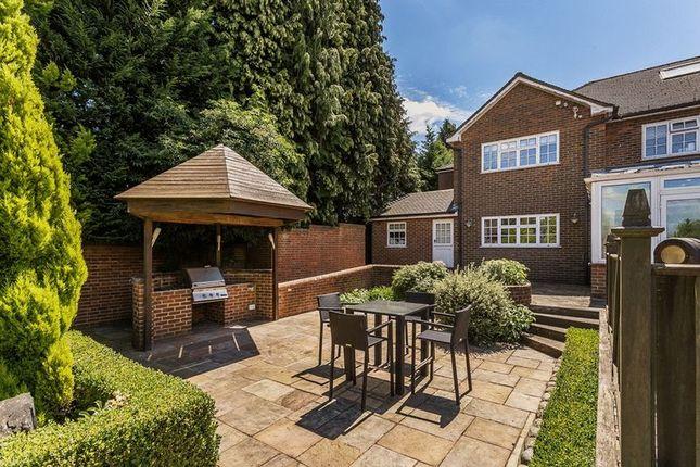 Terrace of Babylon Lane, Lower Kingswood, Tadworth, Surrey KT20