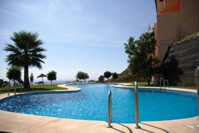 Pool Area of Spain, Málaga, Mijas, Calahonda