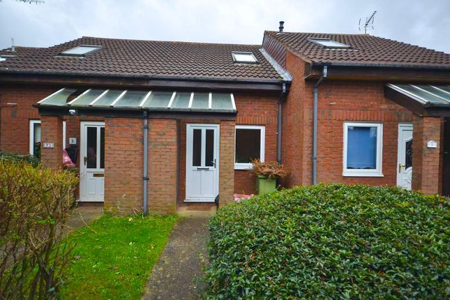 1 bed terraced house for sale in Harby Close, Emerson Valley, Milton Keynes, Buckinghamshire