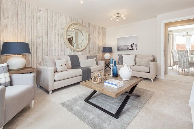 """Thumbnail Semi-detached house for sale in """"Archford"""" at Nine Days Lane, Redditch"""