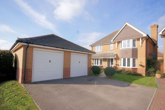 Thumbnail Detached house for sale in Longdon Drive, Lee-On-The-Solent