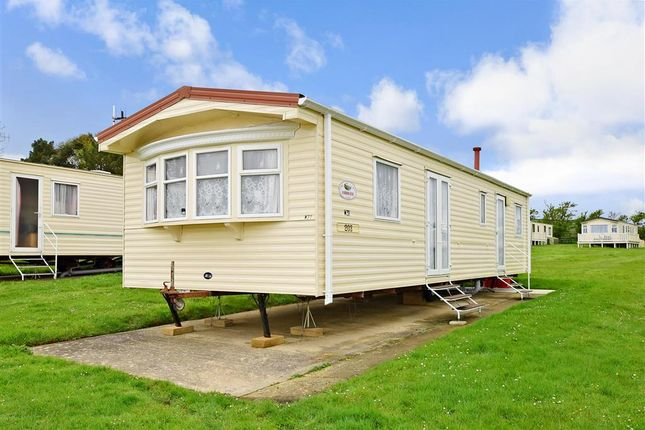 Front Elevation of Sandhills Holiday Park, Whitecliff Bay, Bembridge, Isle Of Wight PO35