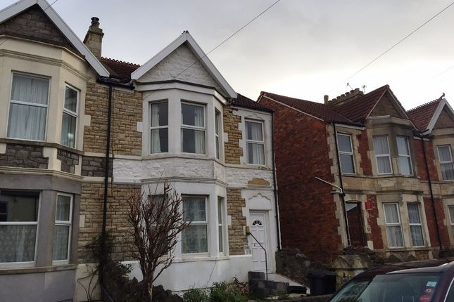 Thumbnail Flat to rent in Mendip Road, Weston Super Mare