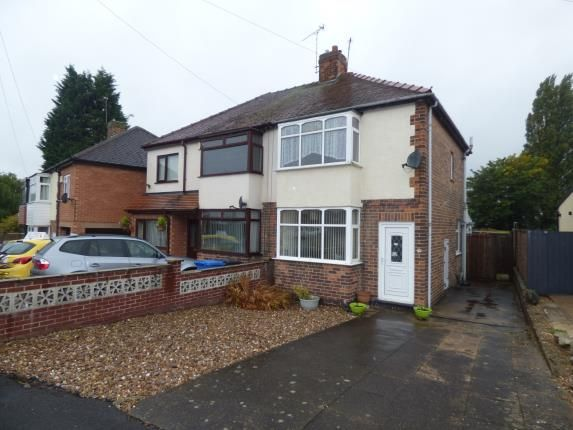 Thumbnail Semi-detached house for sale in Aylesbury Avenue, Chaddesden, Derby, Derbyshire