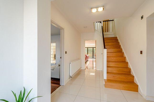 Hallway of Macaulay Avenue, Hinchley Wood KT10