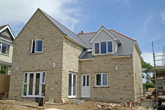 Thumbnail Detached house for sale in Haycrafts Lane, Swanage