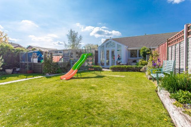 2 bed semi-detached bungalow for sale in Waverley Close, Somerton TA11