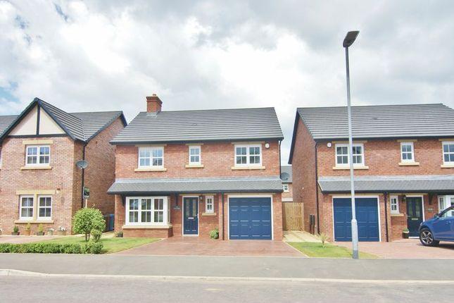 Thumbnail Detached house for sale in Stile Close, Kirkham
