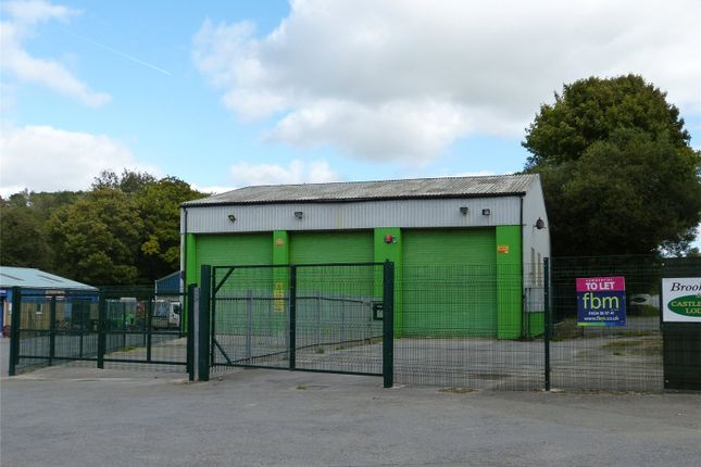 Thumbnail Light industrial for sale in Unit 1A/B/C, Narberth Bridge Business Park, Narberth, Pembrokeshire
