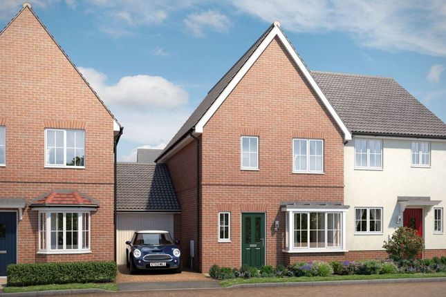 "Thumbnail Property for sale in ""The Elmswell"" at Yarrow Walk, Red Lodge, Bury St. Edmunds"
