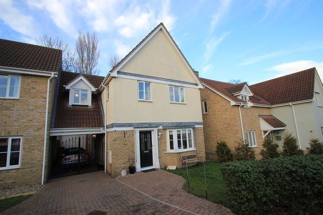 Thumbnail Detached house for sale in Coppingford End, Copford, Colchester