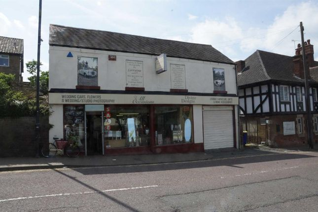 Thumbnail Retail premises for sale in Forest Street, Sutton-In-Ashfield