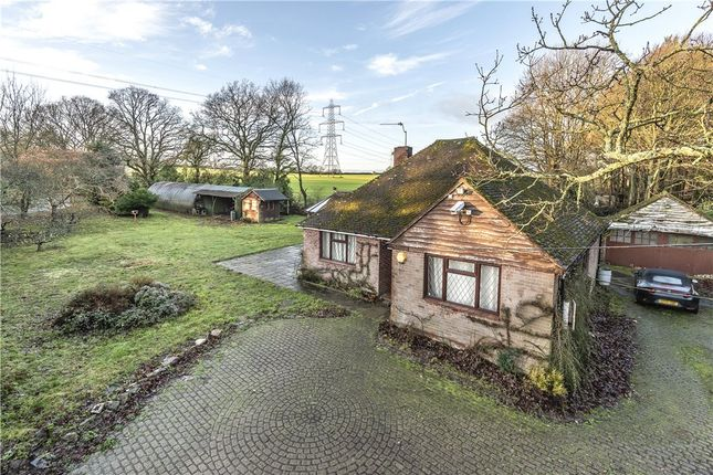 Thumbnail Detached bungalow for sale in Misselbrook Lane, North Baddesley, Southampton, Hampshire