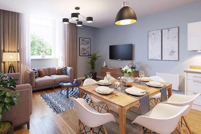 "3 bedroom flat for sale in ""Westburn House"" at Berryden Road, Aberdeen"