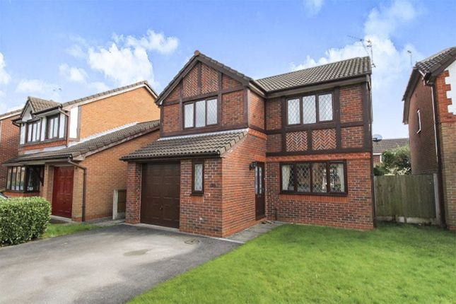 4 bed detached house for sale in Mouldsworth Close, Davenham, Northwich