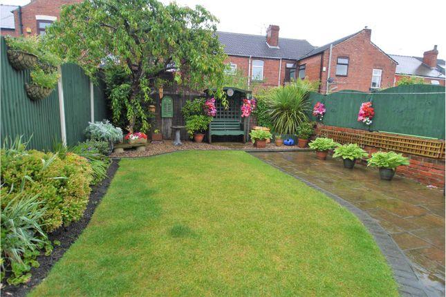 Rear Garden of Oxford Street, Rotherham S65
