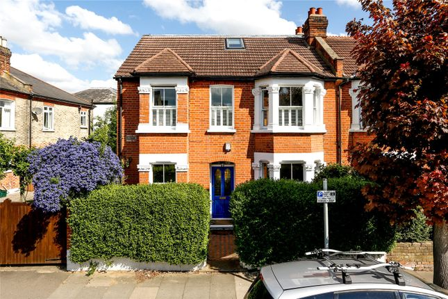Thumbnail Semi-detached house for sale in Clarence Road, London