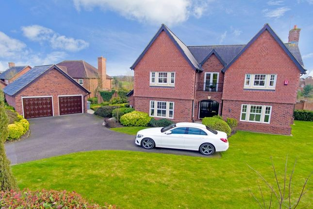 5 bed detached house for sale in Ashbourne Drive, Wychwood Park, Weston