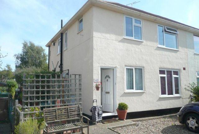 Front of Burr Close, Bexleyheath, Kent DA7
