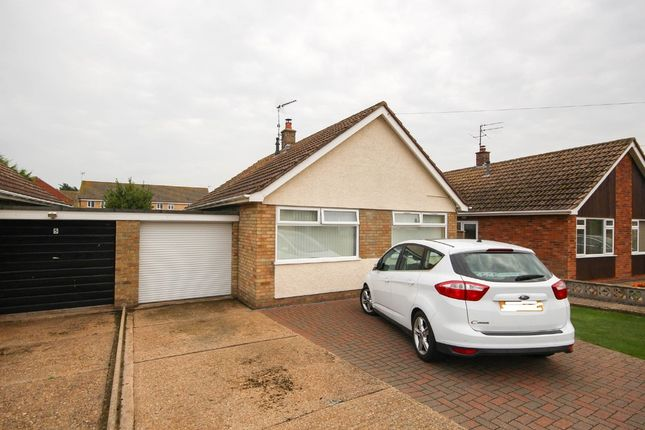 Thumbnail Detached bungalow for sale in Westerley Way, Caister-On-Sea, Great Yarmouth