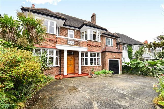 Thumbnail Detached house for sale in Aylestone Avenue, Brondesbury Park