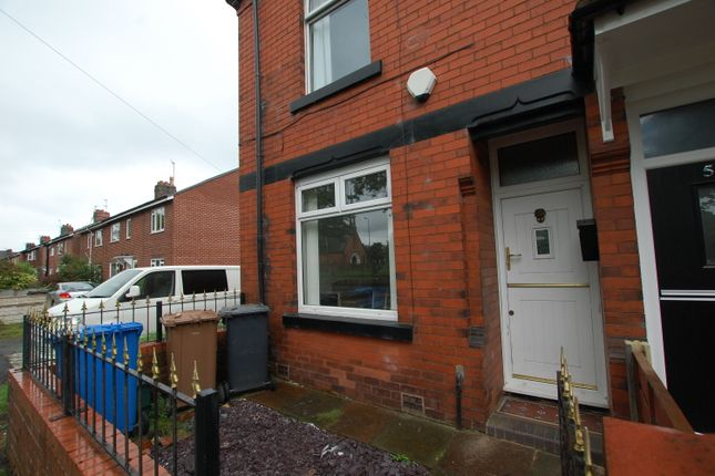 Thumbnail End terrace house to rent in Westminster Street, Swinton, Manchester