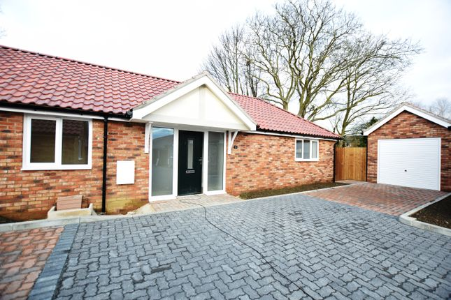 Thumbnail Detached bungalow for sale in Grundisburgh Place, Woodbridge