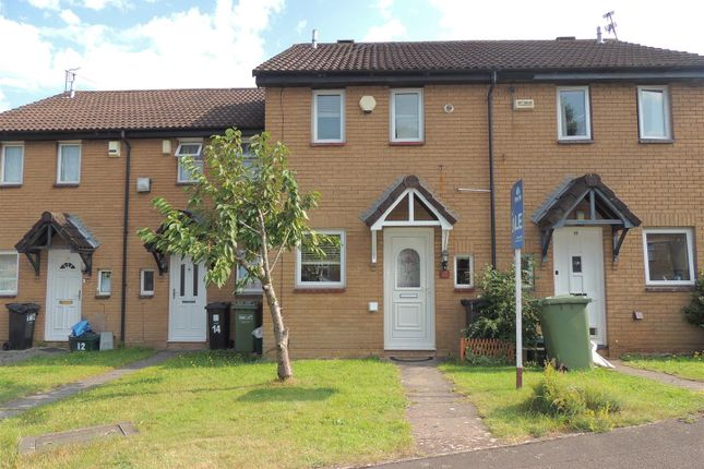 Front of Gilroy Close, Longwell Green, Bristol BS30