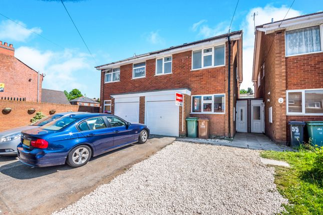 Thumbnail Semi-detached house for sale in Lysways Street, Walsall