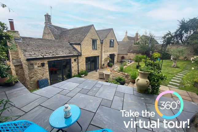 Thumbnail Detached house for sale in High Street, Duddington, Stamford