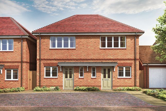 Thumbnail Terraced house for sale in The Chailey, Ellsworth Park, Foreman Road, Ash, Surrey
