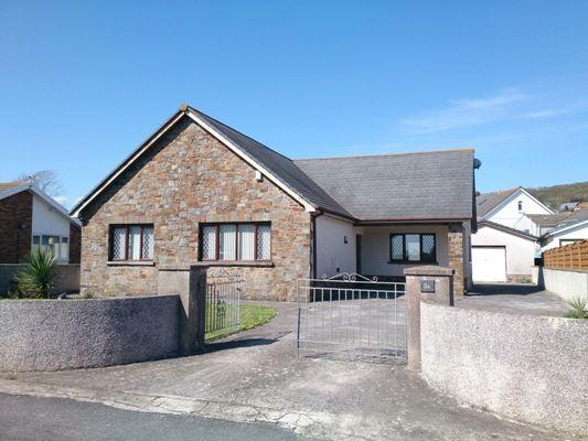 Thumbnail Detached bungalow to rent in Maenor Helig, Pembrey, Burry Port