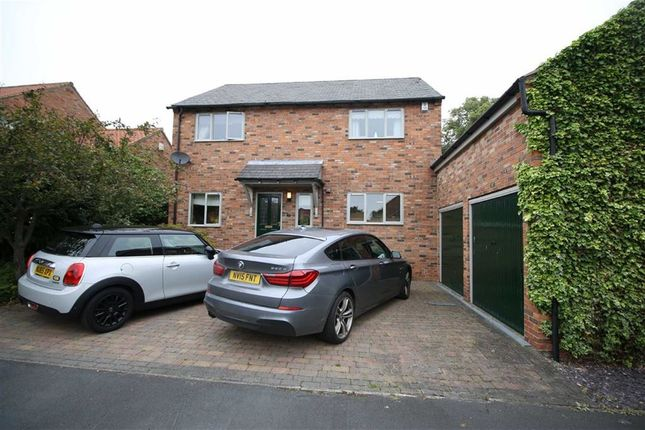 Thumbnail Detached house to rent in Manor Court, Heighington Village, Newton Aycliffe