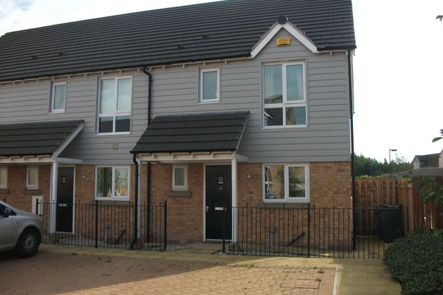 Thumbnail Town house to rent in Jackdaw Drive, Rotherham