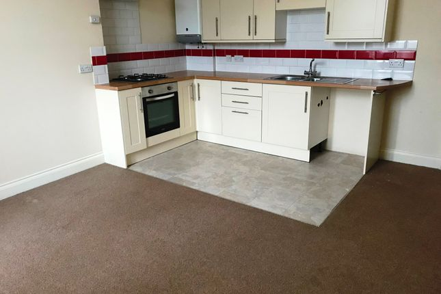 Thumbnail Flat to rent in Trelawney Avenue, St Budeaux