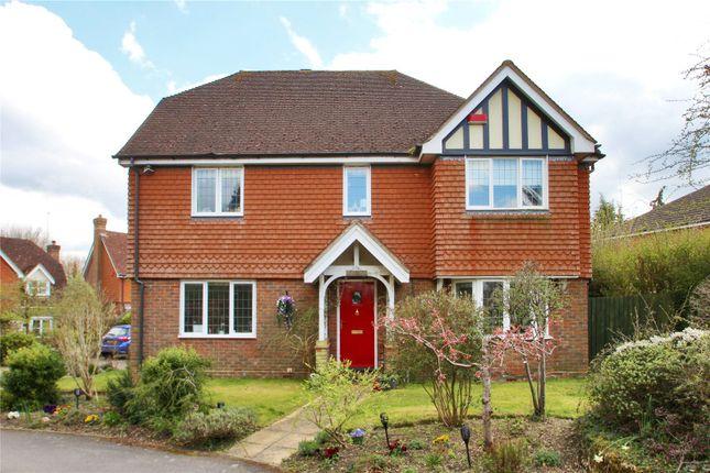 5 bed detached house for sale in Plaxtol, Sevenoaks, Kent TN15